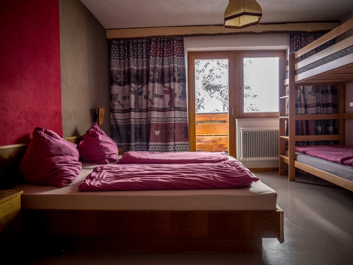 Winterurlaub Zimmer buchen Serfaus Fiss Ladis