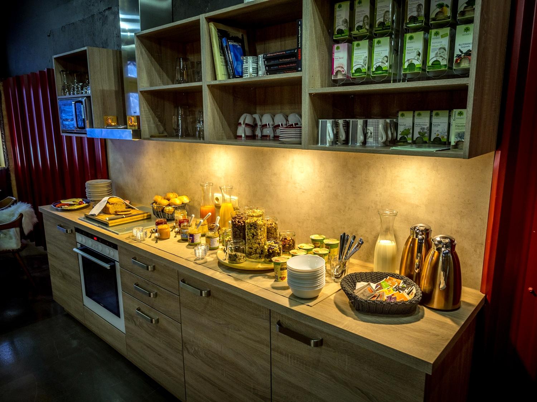 regionales frühstück inklusive zimmer serfaus